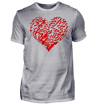 Valentinstags Herz
