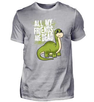 Dinosaurier Dino Lustiges Geschenk