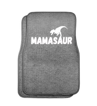 Funny Mom Shirt Cute Mamasaur Tee Gift