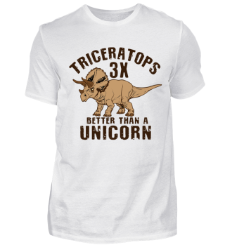 Triceratops 3x BETTER than a Unicorn