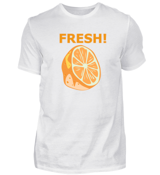 Fresh Orange - Fresh People