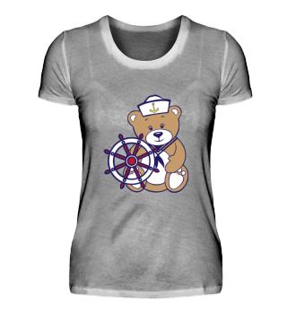 Cuddly Bear Sailor
