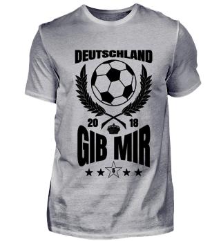 FUSSBALL - SHIRT · GIB MIR FÜNF #7.5