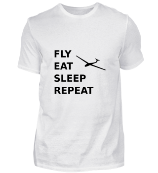 fly eat sleep repeat