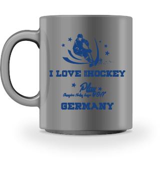 ♥ I LOVE ICE HOCKEY #2BT