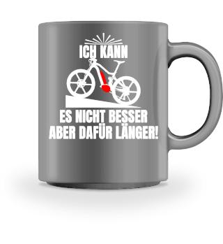 KANN ES NICHT BESSER ABER DAFÜR LÄNGER