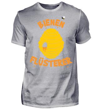 Bienenflüsterer T-Shirt Imker Geschenk