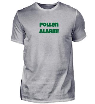 Pollen Alarm!