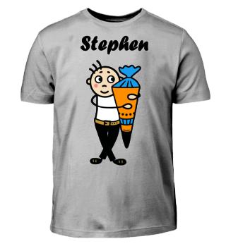 Stephen - Einschulung I-Dötzchen