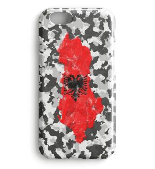 Geile Handyhülle Albanien Military