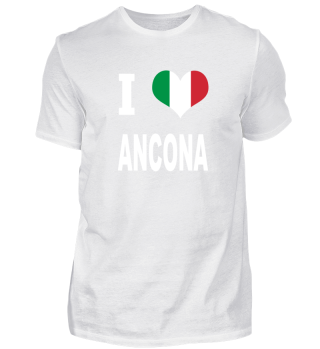 I LOVE - Italy Italien - Ancona