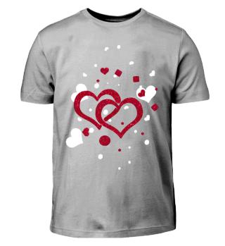 Valentin Konfetti (Kinder T-Shirt)