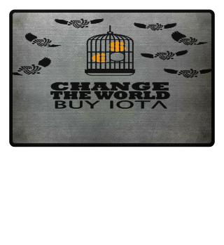 GIFT- CHANGE THE WORLD BUY IOTA