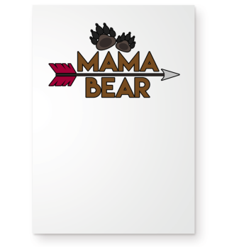 Mama Bear Mothers Day