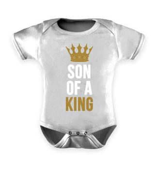 König Prinz Vater Baby Geschenk