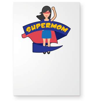 Supermom Mother's Day