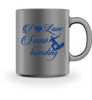 ♥ I LOVE SNOWBOARDING #3BT