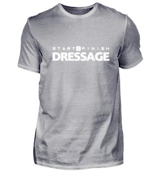 Start / Finish: Dressage Look