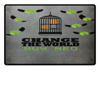GIFT- CHANGE THE WORLD BUY NEO