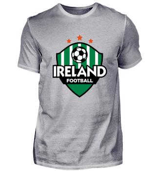 Ireland Football Emblem