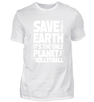 Volleyball: Save the earth! - Gift