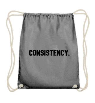 Consistency BLACK LYLF Gym Bag