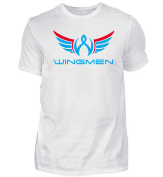Wingmen Logo mit Name