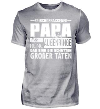 Frischgebackener Papa / Vater