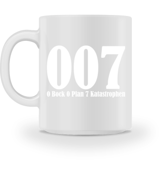 0 bock 0 plan 7 katastrophen - weiss 1