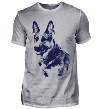Deutscher Schäferhund T-Shirt