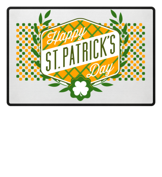 HAPPY ST PATRICK'S DAY Banner 2
