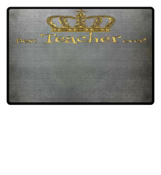♛ Royal Crown - Best Teacher Ever