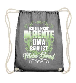 Oma - Ich bin nicht in Rente