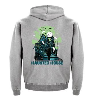 ★ HAUNTED HOUSE ★