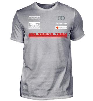 JGA Racing Team Jungesellenabschied Auto