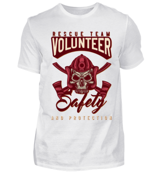 Volunteer Safety T-Shirt