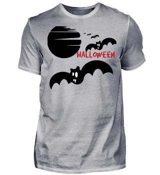 Halloween Grusselig Rot Schwarz Black