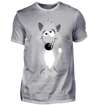 Little Wolf Cartoon I Wolves Comic Fun