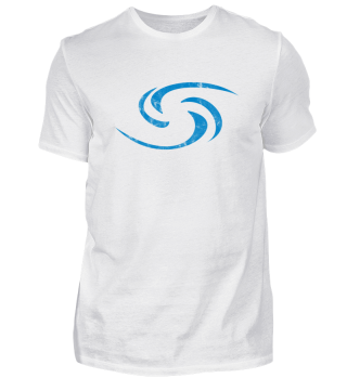 Syscoin T-Shirt (SYS) - Logo Used Look
