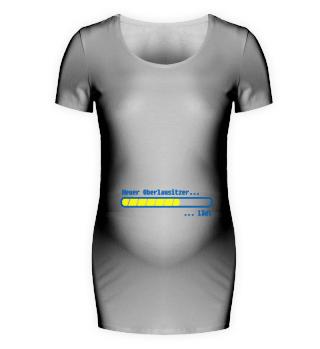 Oberlausitz Schwangerschafts-Shirt