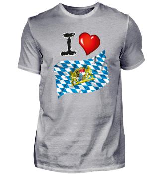 I love Bayern