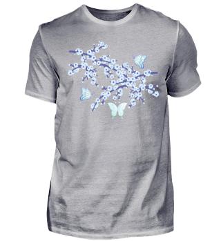 ♥ Cherry Blossom - Branch Butterfly 6