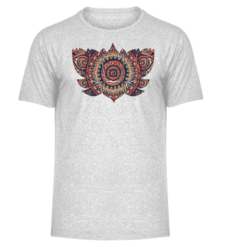 ★ Folklore Mandala - Lotos Flower II