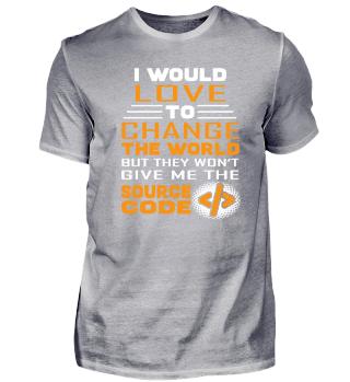 Computer Programmer T-Shirt Gift