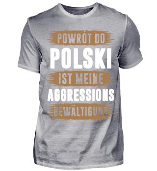 Powrot do polski Aggressions Bewältigung