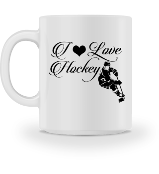 ♥ I LOVE HOCKEY #8ST
