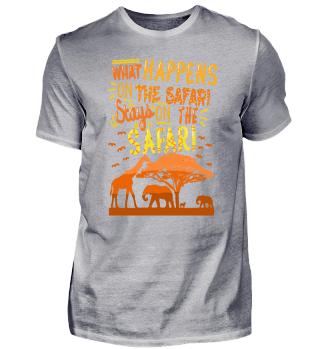 What Happens on Safari Stays on Safari
