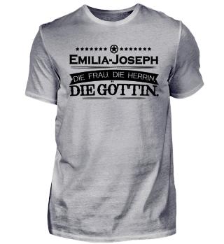 Geburtstag legende göttin Emilia Josephine