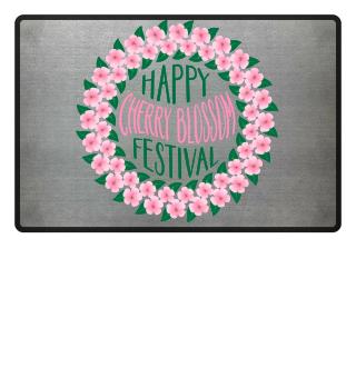 ♥ Happy Cherry Blossom Festival 1