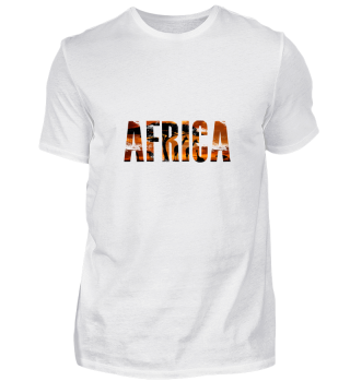 Africa gift for Adventurers